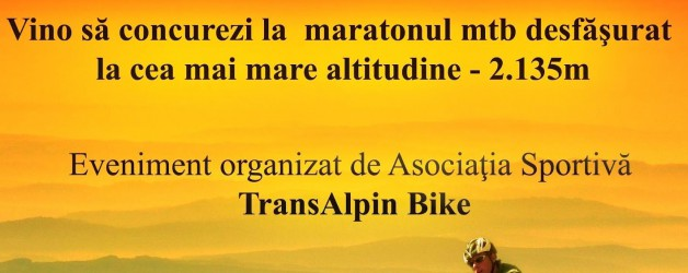 TransAlpin Bike Marathon – Ranca pe 12 august 2012